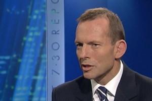 Tony Abbott, the politics of conviction hits a snag